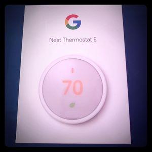 Google nest thermostat E BNIB